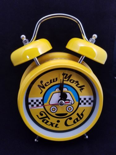 Nyc Traffic Sound Novelty Alarm Clock Alarm Clock Clock Alarm