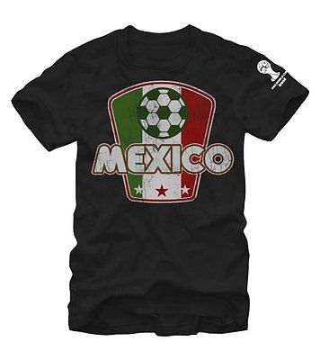 fifa world cup mexico jersey soccer ringer t-shirts brazil free shipping  large 6752e05ac