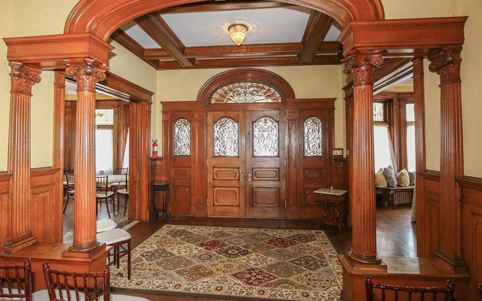 1900 Hauck Mansion In Sharonville Ohio Interior Doors For Sale