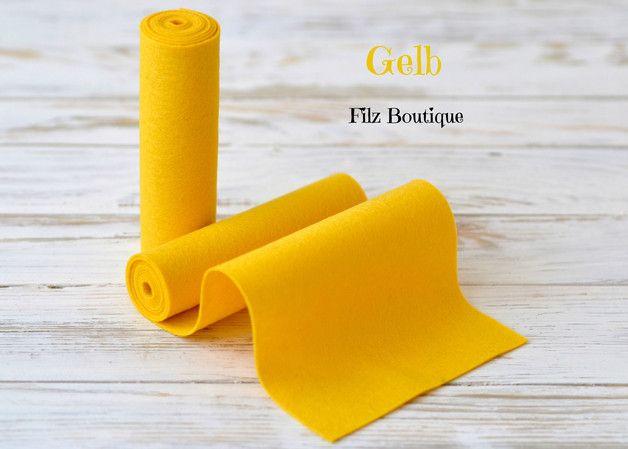 Filz & Filzplatten - 100% Wollfilz 1mm nach EN Norm 71 - ein Designerstück von FilzBoutique bei DaWanda