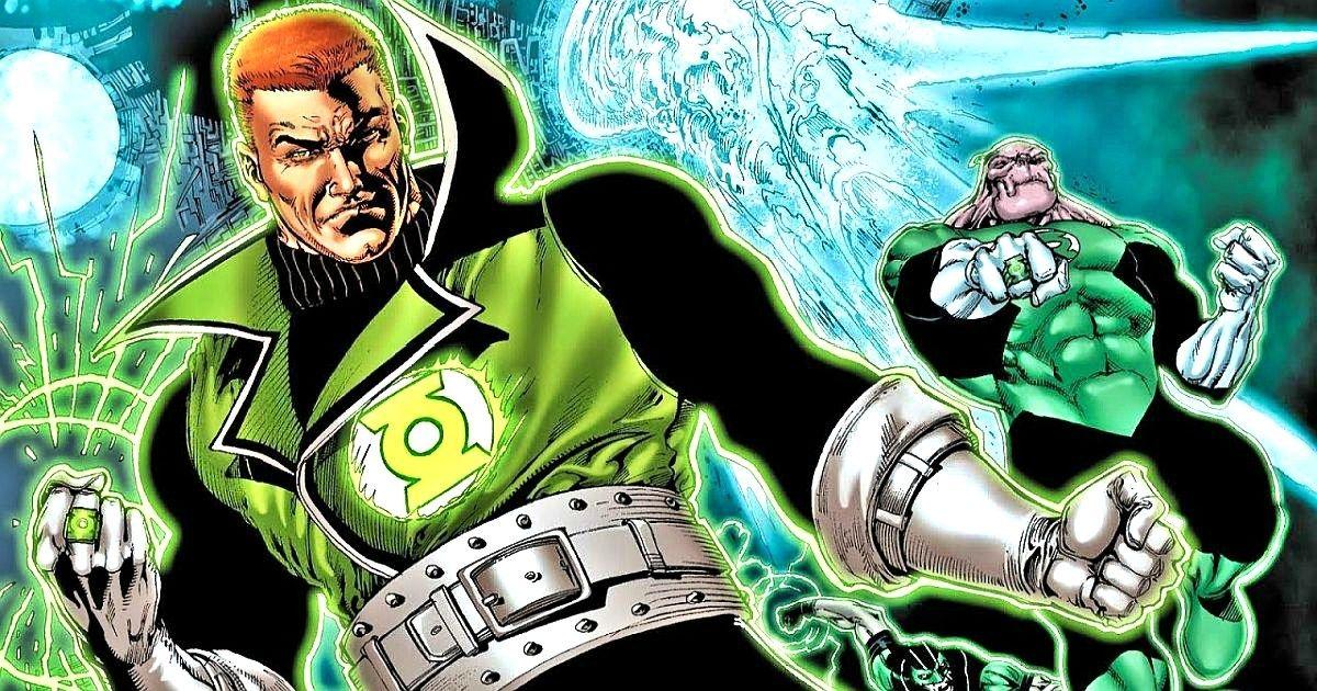 Image Result For Guy Gardner Green Lantern Corps Green Lantern Lanterns