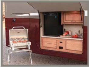 10 Amazing RVs Outdoor Entertaining & Kitchens   Outdoor ...