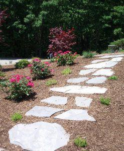 Photo of Garden Stepping Stones – Cape Cod, Nantucket, Vineyard, MA