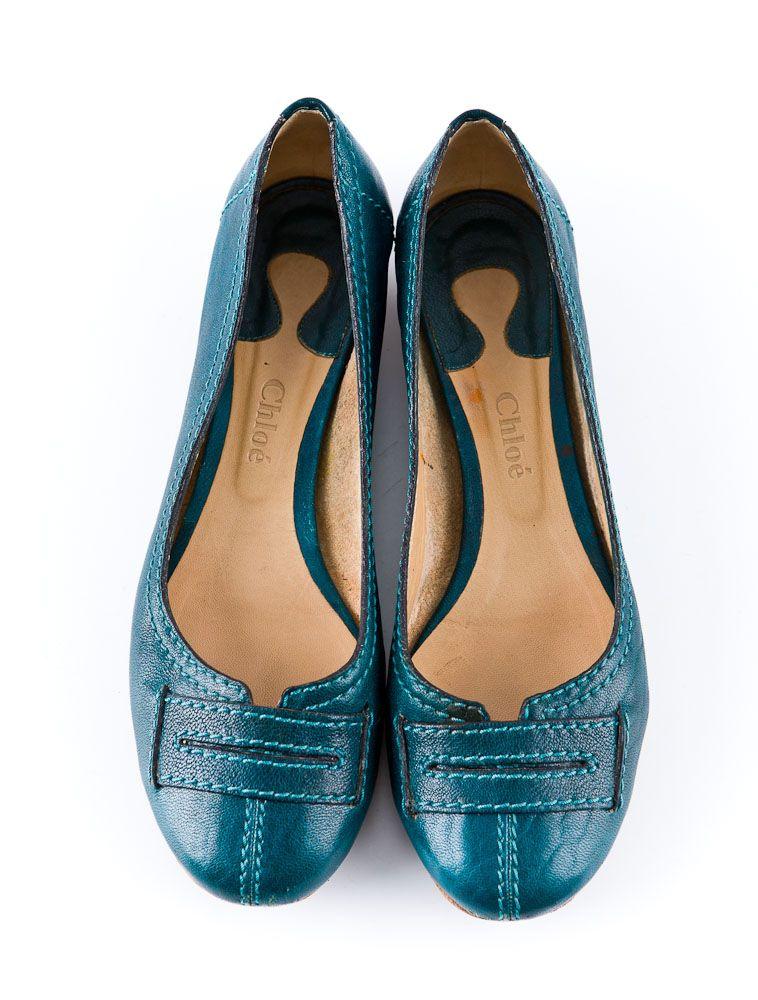 f5e4248d7c570 Chloe Ballet Flat.  75.00  Flats  shoes  blue