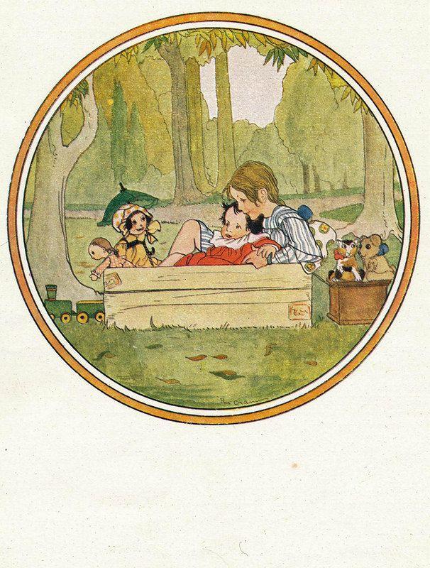 Rie Cramer Nieuwe Liedjes en prentjes 1917,  ill d | par janwillemsen