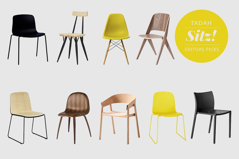Wir setzen uns dann mal: 9 Stuhl-Designklassiker.   Stuhl ...