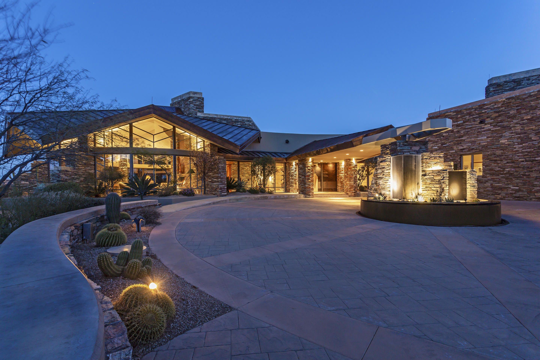 Scottsdale Az United States Luxury Homes Luxury Real Estate Hot Tub Outdoor