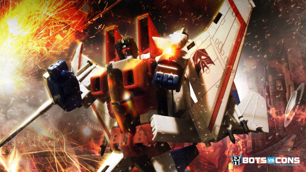 Starscream Attacks Transformers Wallpaper Cool Desktop Wallpapers Wallpaper Transformers