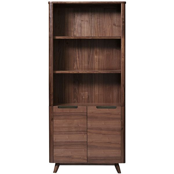 Nevada - Bookcase With 2 Doors