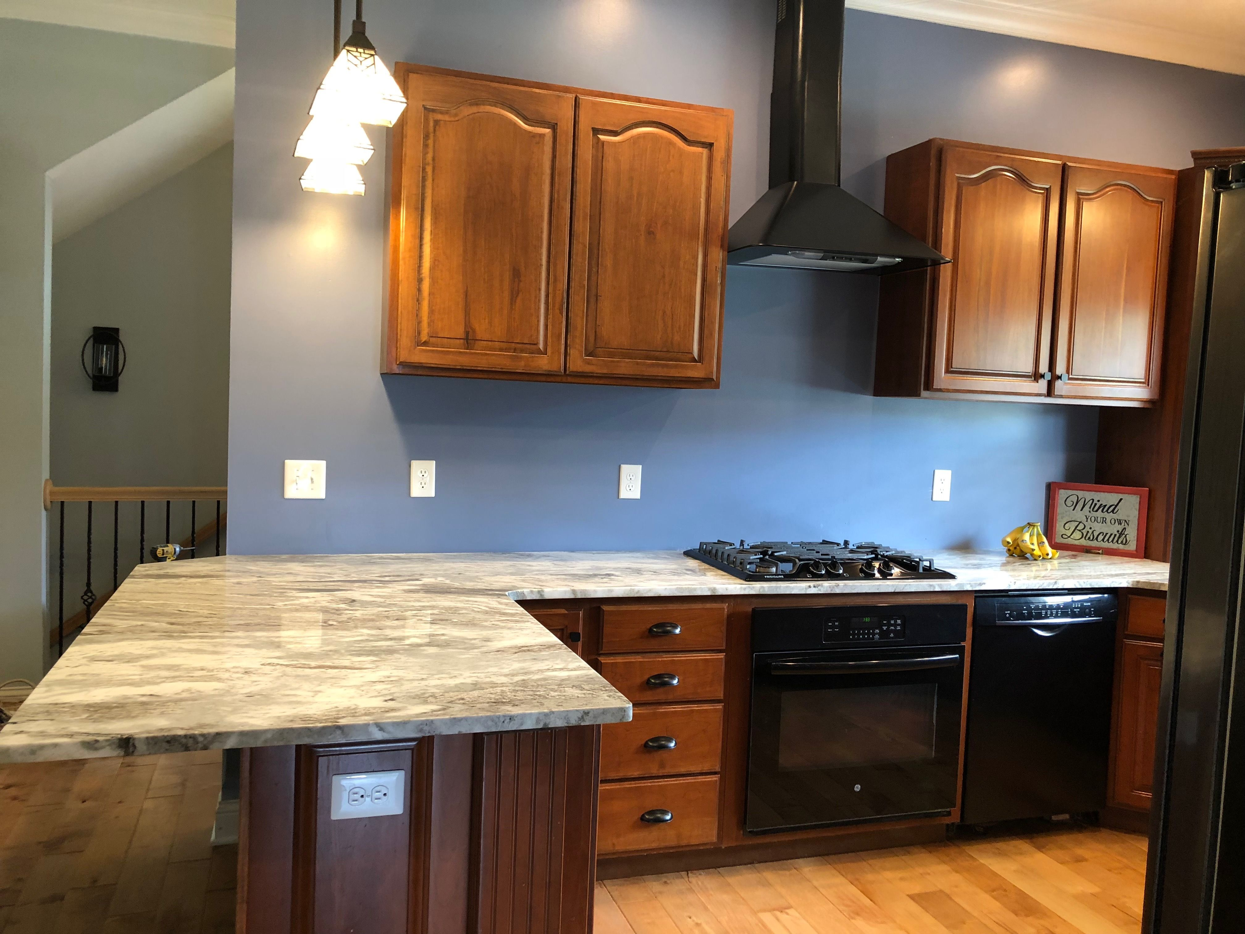 Matched Existing Cabinet For Cara And Carlos So Glad I Could Help Make Their House Complete Kitchen Cabinets Cabinet Home Decor