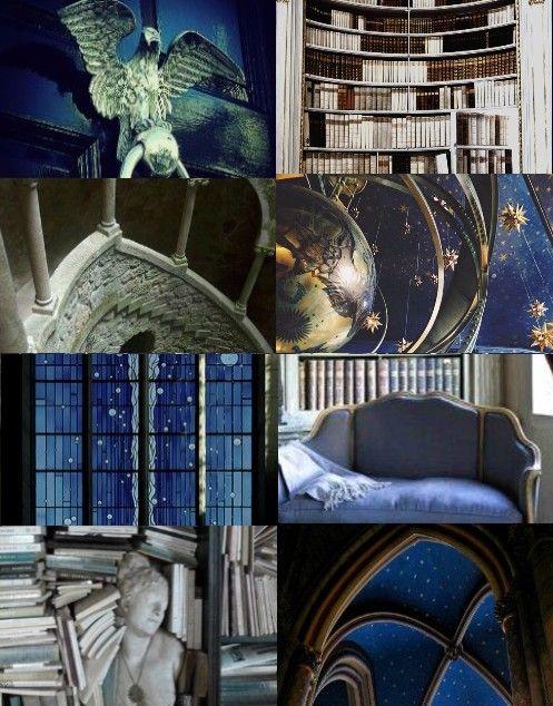 Harry Potter Aesthetics ➤ Houses common rooms | Aesthetics: Harry ...