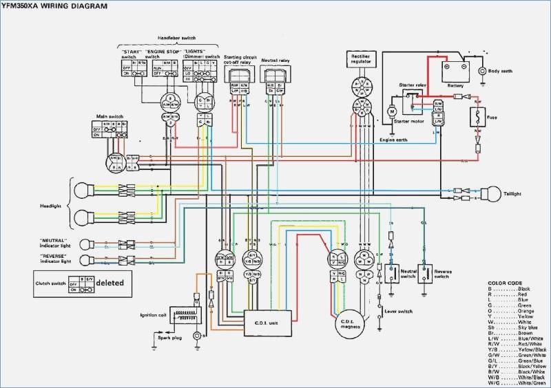 Yamaha Grizzly 350 Wiring Diagram Dolgular | Diagram ...