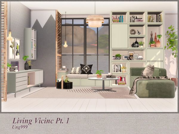 living vicinc pt 1  the sims 4 download  simsdomination