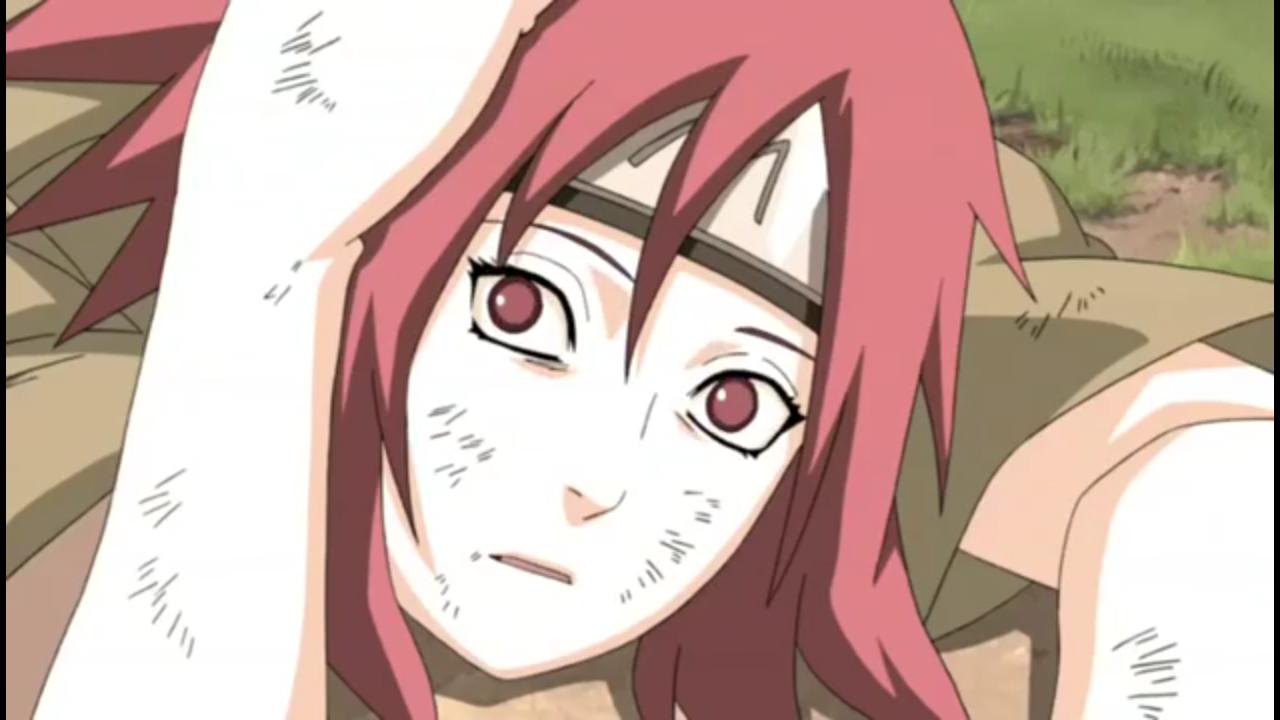Karin Uzumaki Naruto Shippūden ep 212 Karin uzumaki