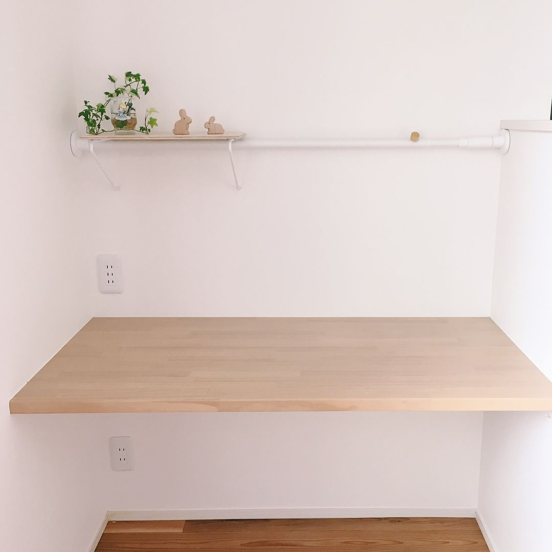 賃貸でもokなdiy棚作り Pillar Bracket で空間を自由にデザイン