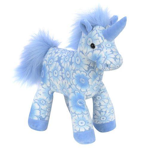 Toys R Us Plush 13 Inch Unicorn Blue Toys R Us Toys R Us