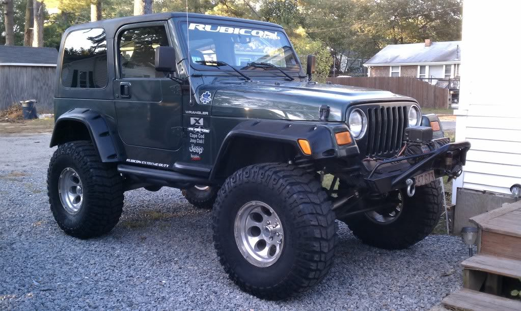 2002 lifted jeep wrangler Bing Images Lifted jeep