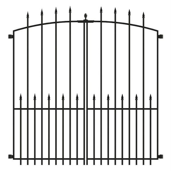 13+ Magnificent Wooden Fence With Metal Posts Ideas | Fence