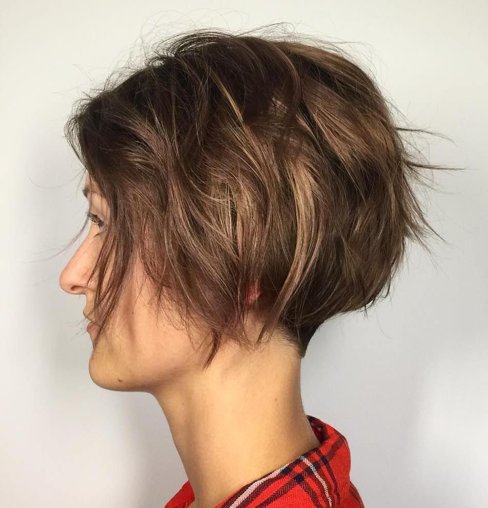 60 Overwhelming Ideas For Short Choppy Haircuts Short Choppy Bobs