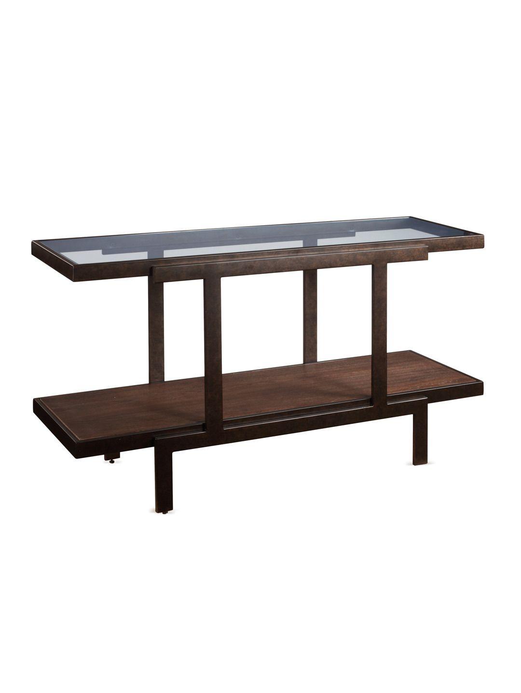 Beasley Console Table by Bassett Mirror  Home Ideas  Pinterest