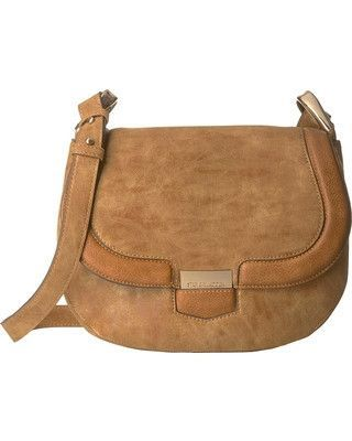 Steve Madden Tan Saddle Bag from Chocolate Shoe Boutique
