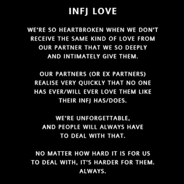 infj relationship and dating guide