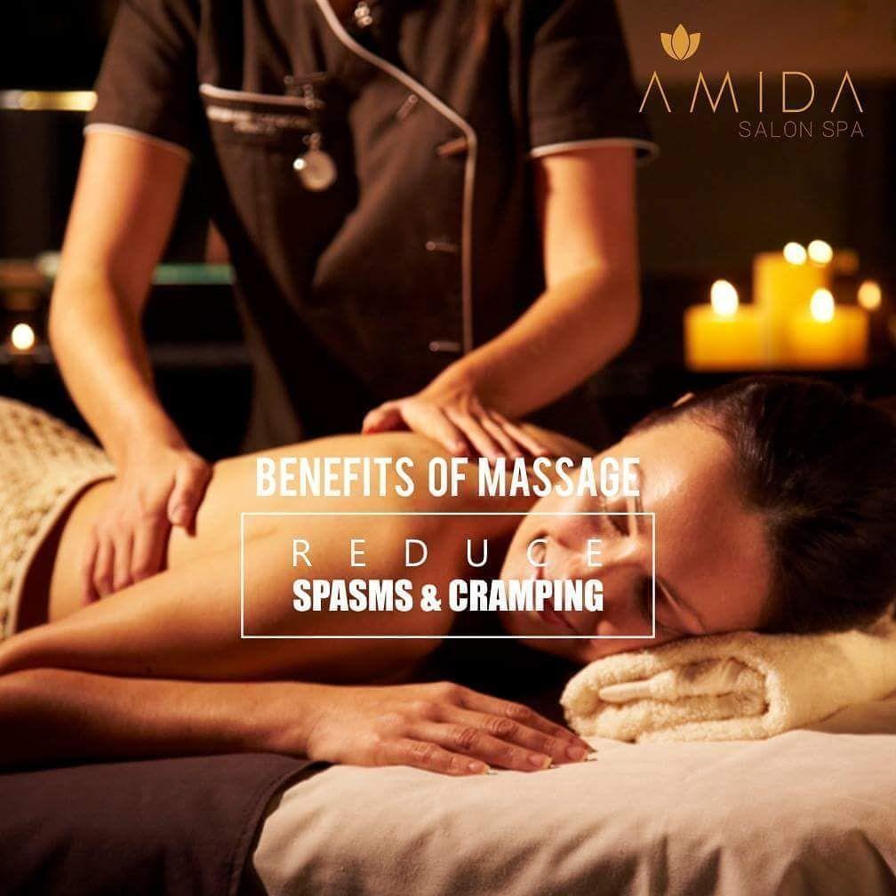 The hottest massage