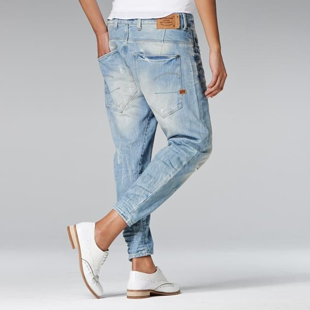 G Star RAW | Women | Jeans | Type C 3d Loose Tapered Light