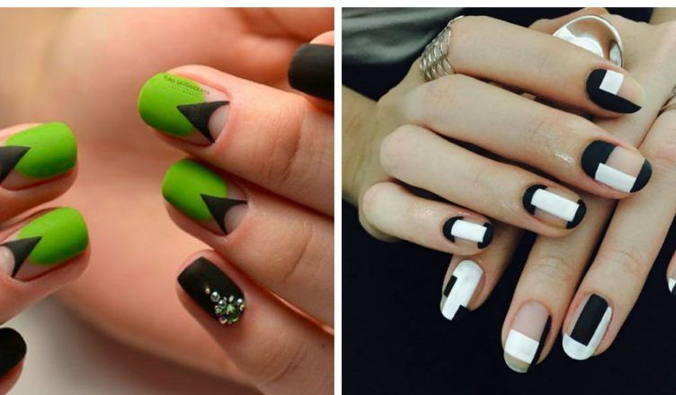 French nails 2018: stylish ideas and fashion trends for French nail ...