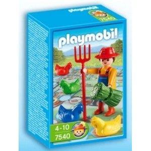 PLAYMOBIL® 7540 Game Farm