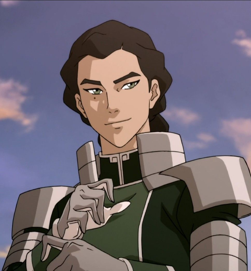 Kuvira. She is growing in me. Not as good as Azula....but