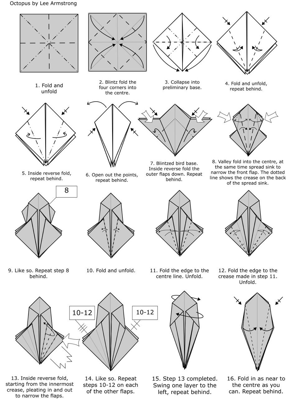 video origami diagram traditional japanese