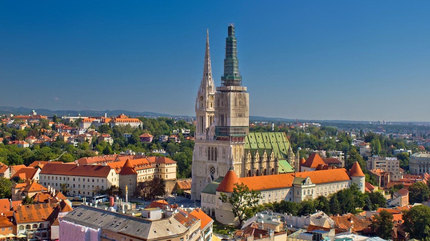 How To Make The Most Of 24 Hours In Zagreb Croatia Zagreb Croatia Croatia Beach