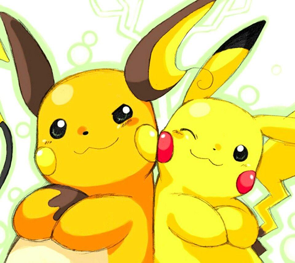 Raichu, Pikachu