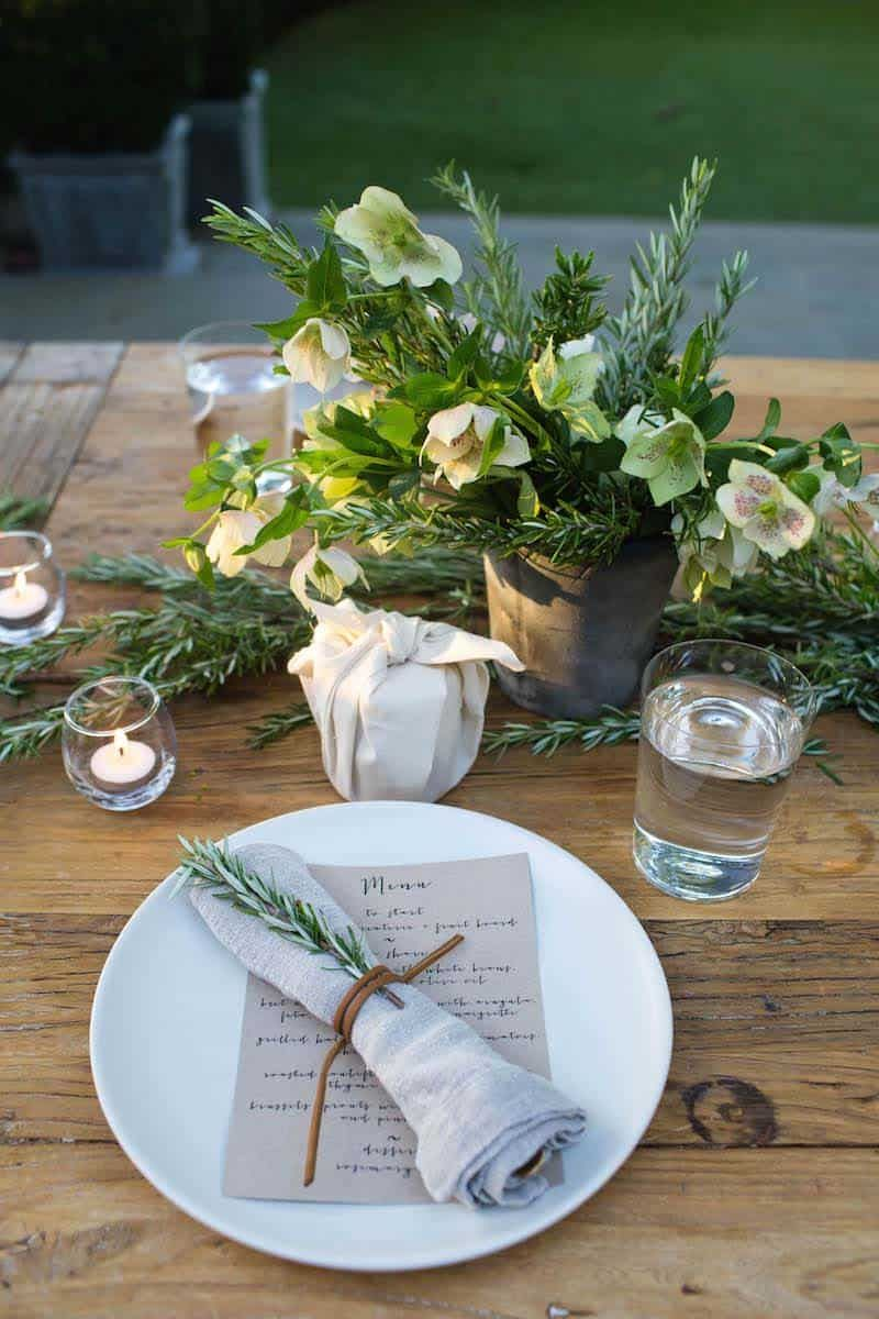40 Amazing Place Setting Ideas To Elevate Your Thanksgiving Table