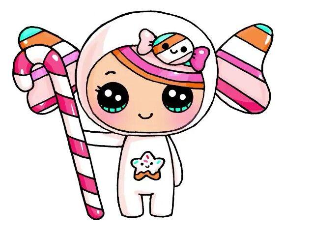 La fille bonbon kawaii pinterest les filles bonbon - Bonbon a dessiner ...