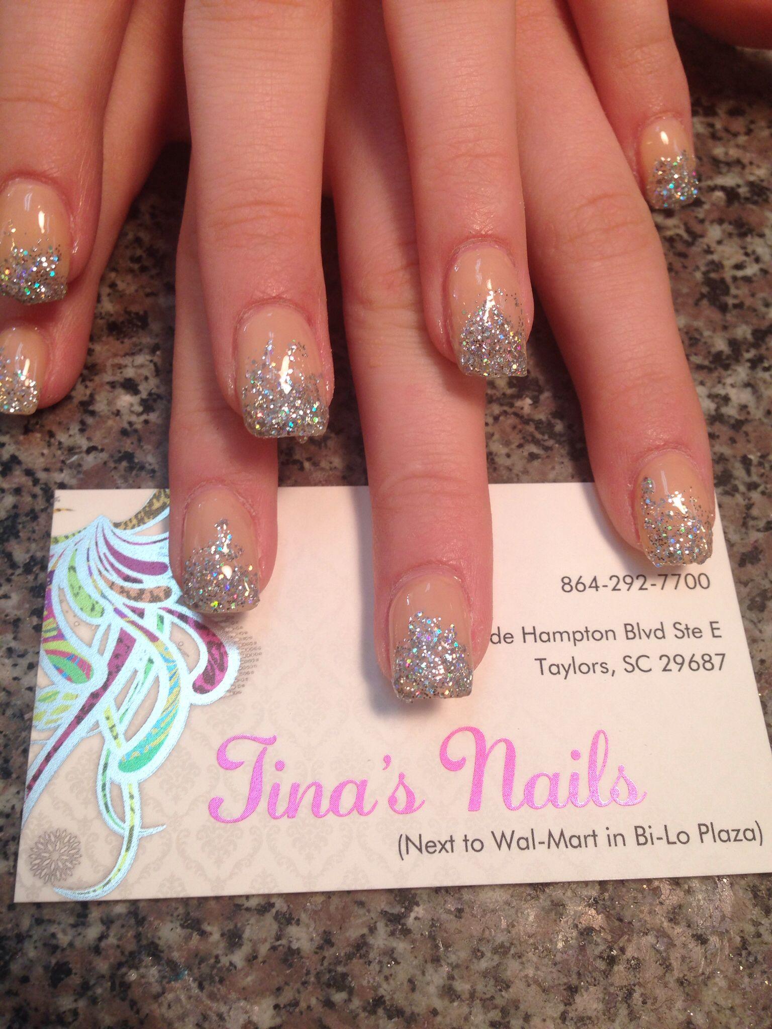 Nail art nail designs free hand 3d art | Tina\'s Nails designs from ...