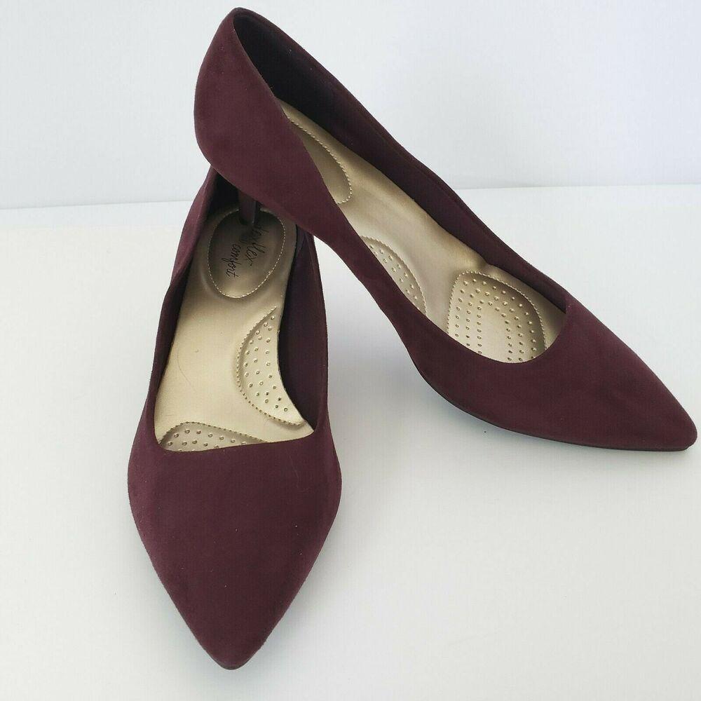 Dexflex Comfort Womens Shoes Pump Heels