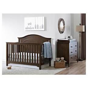 Eddie Bauer Hayworth Baby Standard FullSized Crib Babies and Nursery