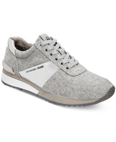 774e46079c47 MICHAEL Michael Kors Allie Trainer Sneakers