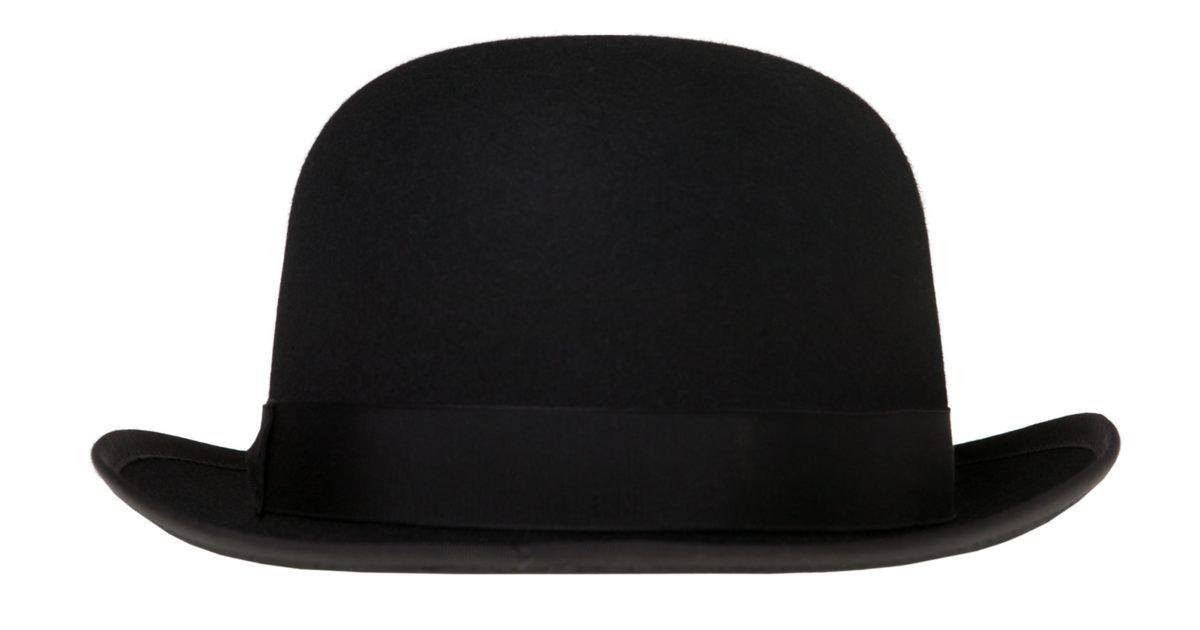 Cómo hacer un sombrero bombín sin tela  f462ff5fa11e