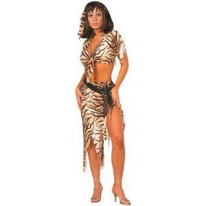 Jungle Jane Costume