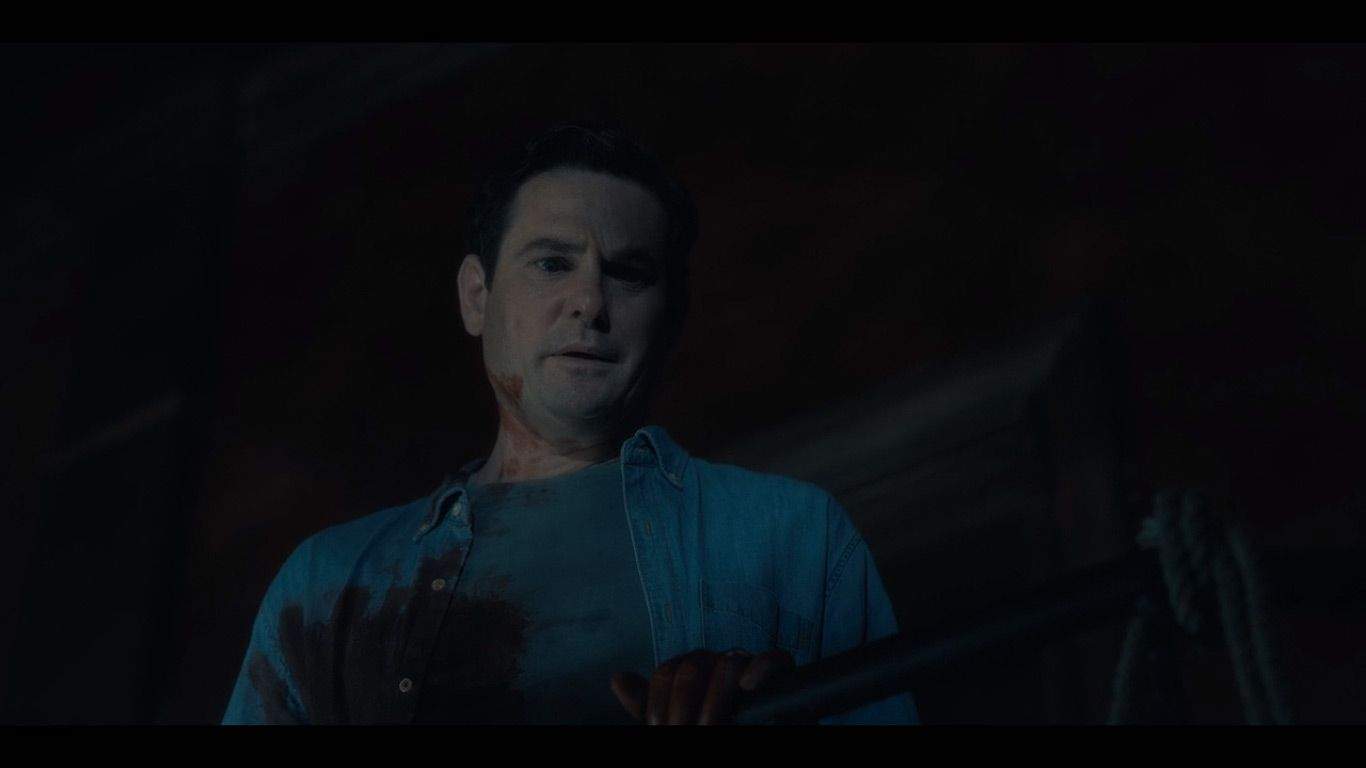 Henry Thomas As Young Hugh Crain In Season 1 Episode 10 Of The Haunting Of Hill House Source Netflix House On A Hill Henry Thomas Haunting