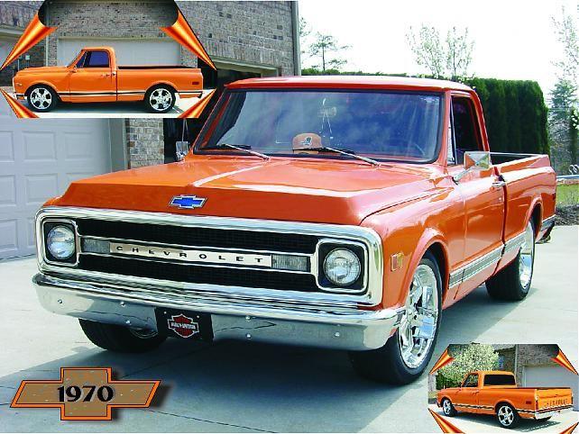 20++ Custom 1970 chevy truck ideas
