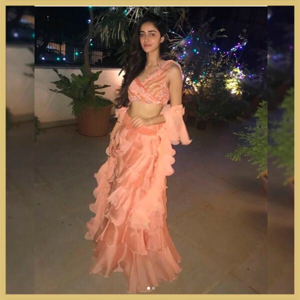 Image result for ananya panday  ethnic and Indian wear