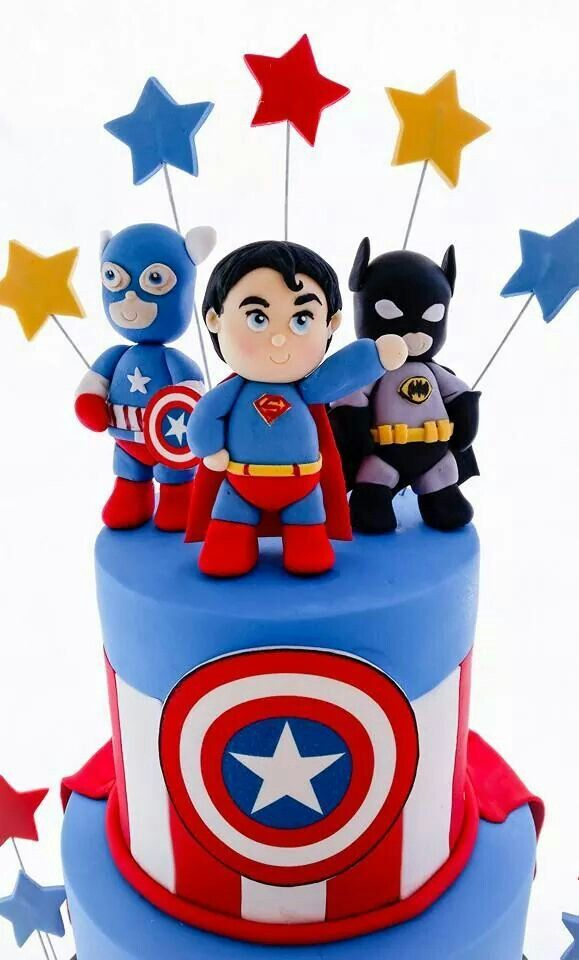50 Best Avengers Birthday Cakes Ideas And Designs 2019