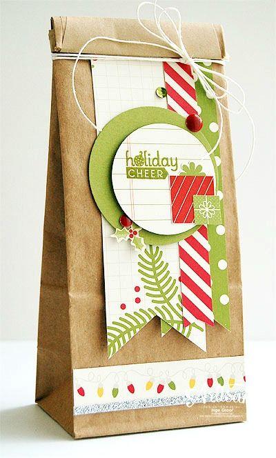 Cheap homemade gift baskets for christmas