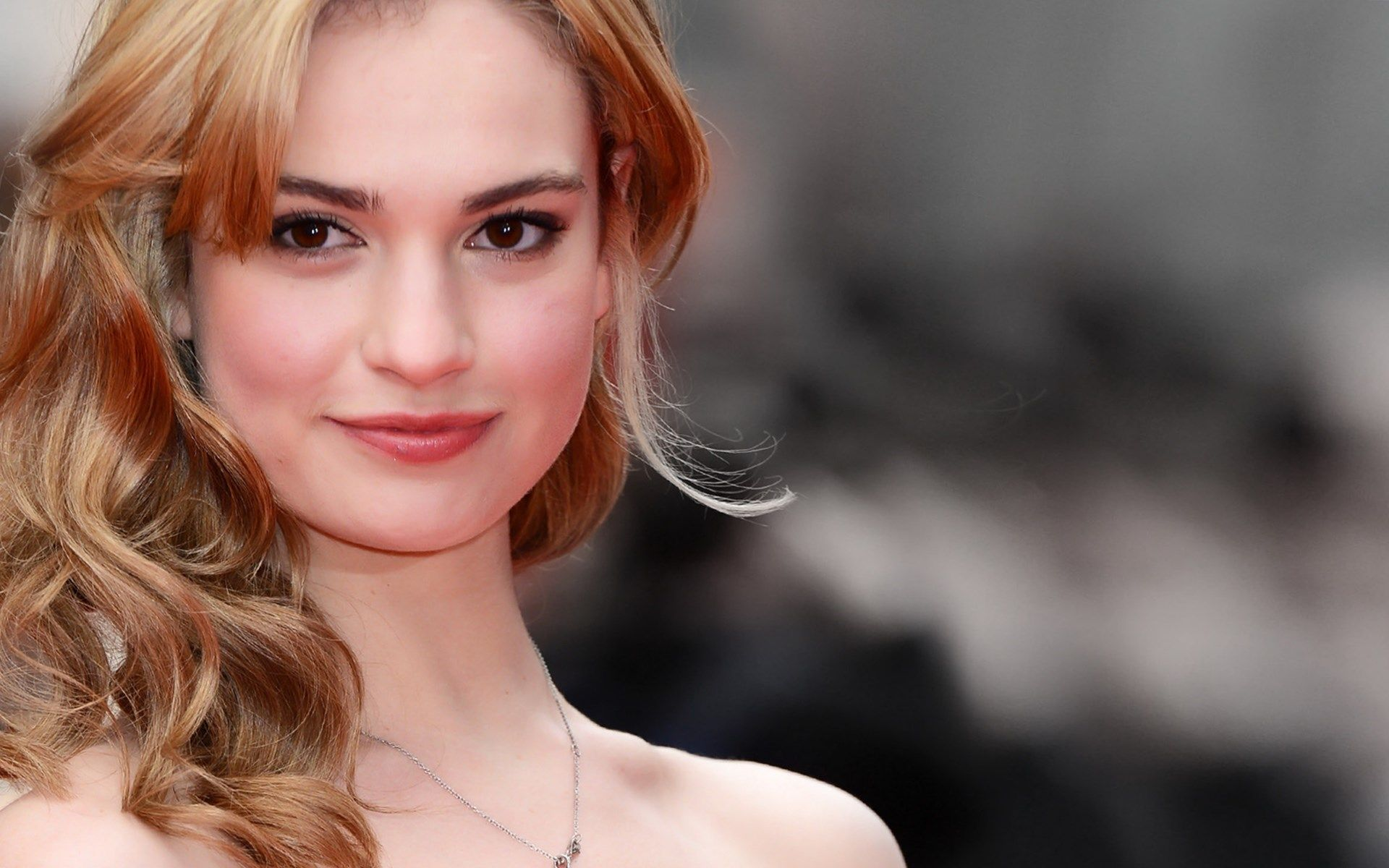 Hd Lily James Wallpapers