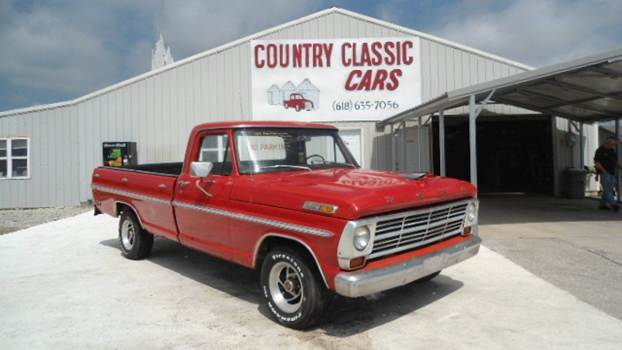 1969 ford f100 for sale 100748857