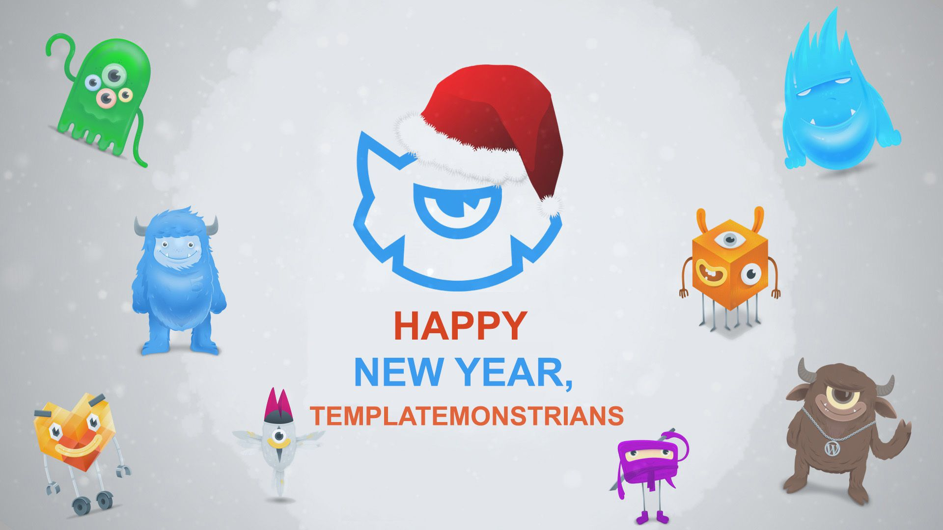 Wish you a happy and prosperous New Year!
